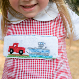 Swap-A-Smock Boat and Truck Tab