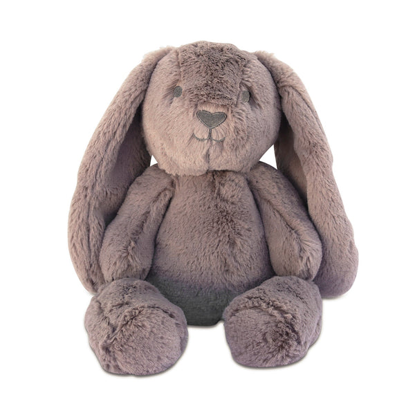 Soft Toy | Plush Toys |  Earth Taupe Bunny -  Byron Bunny Huggie