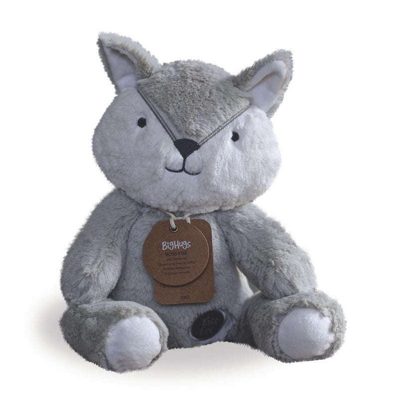 Silver Fox Stuffed Animal, Silver Fox Stuffed Animal Soft Toy Ages 0 Gender Neutral Baby Toy O B Designs Usa Baby Soft Plush Toys Decor