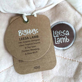 Leesa Lamb (White) Comforter - O.B.Designs USA