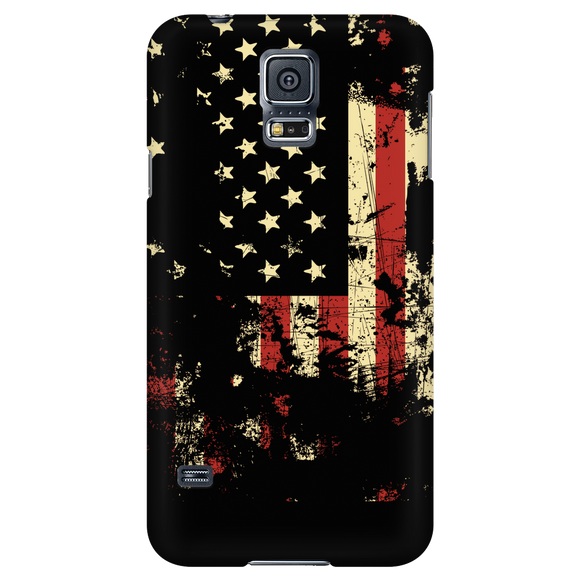 Distressed American Flag Galaxy S5, Galaxy S6, & Galaxy S6 Edge Phone Cases