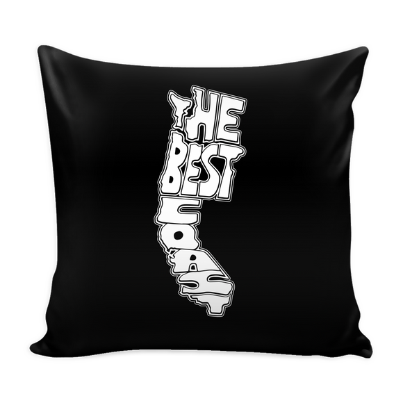 The Best Coast Pillow Covers & Case