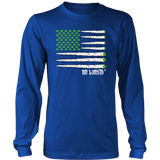 Blunt Flag District Long Sleeve by No Limits