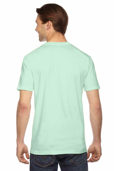 American Apparel 2001 Lime Green  Back