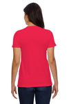 American Apparel 23215 Red  Back