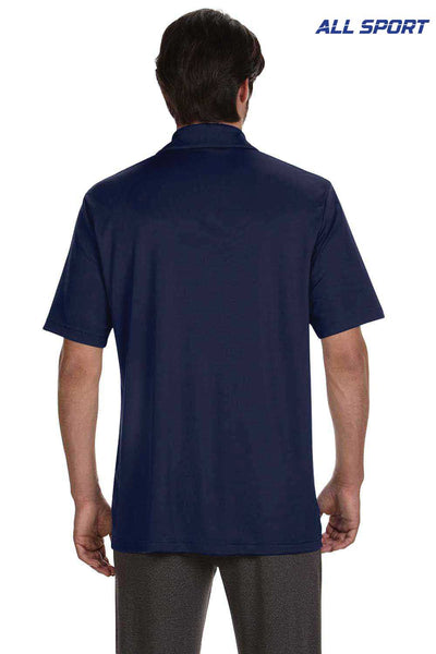 All Sport M1809 Navy Blue  Back