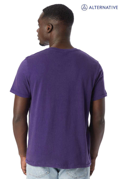 Alternative 1010CG Purple  Back