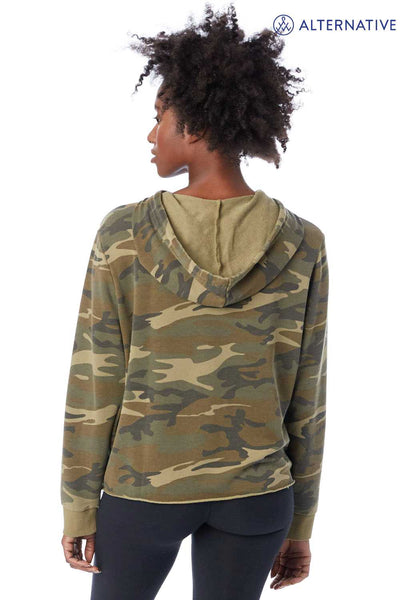 Alternative 8628F Camo  Back