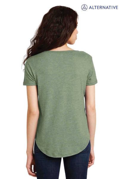 Alternative AA5064 Pine Green  Back