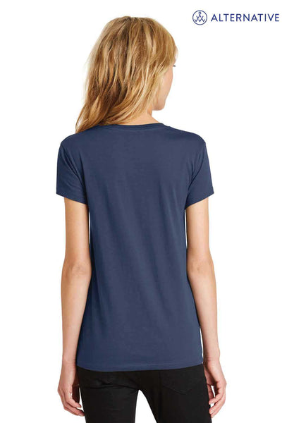Alternative AA9072 Navy Blue  Back