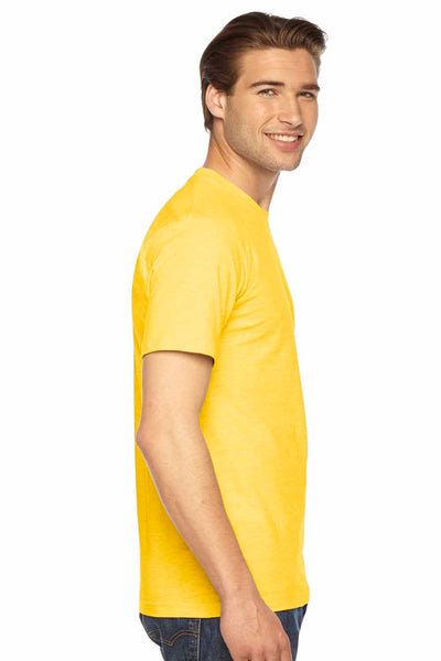 American Apparel 2001 Sunshine Yellow  Side