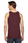 American Apparel 2408 Truffle Red  Back