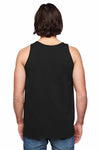 American Apparel 2411 Black  Back