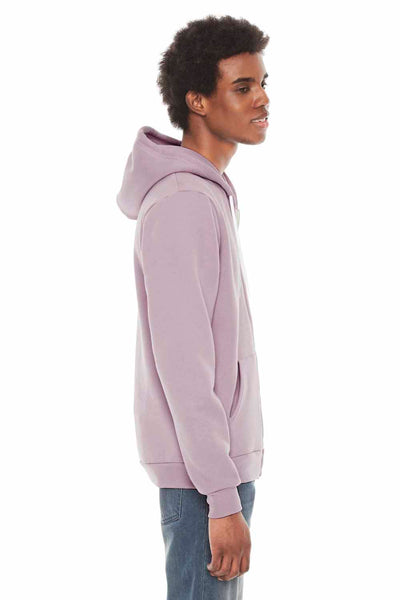 American Apparel F497 Mauve Purple  Side