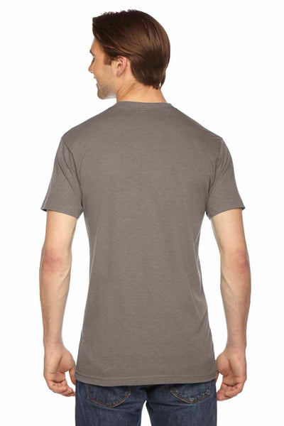 American Apparel TR401 Coffee Brown  Back