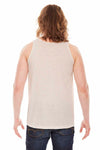 American Apparel TR408 Oatmeal  Back