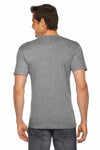 American Apparel TR461 Athletic Grey  Back