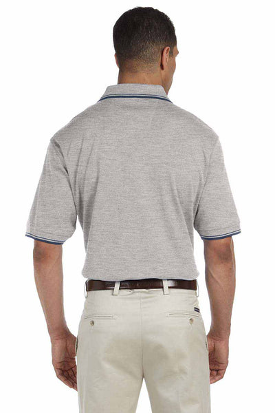 Devon & Jones D140 Heather Grey  Back