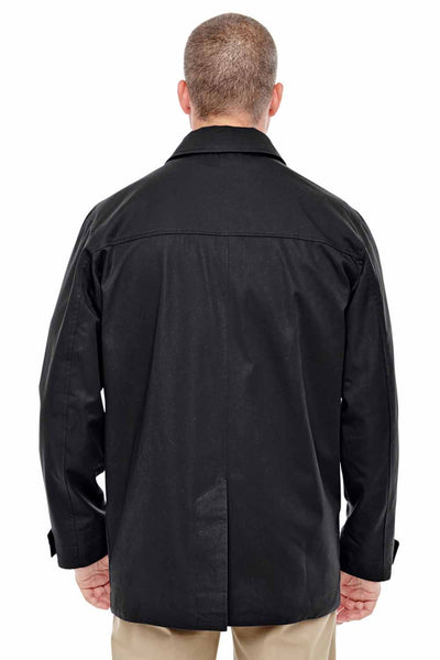 Devon & Jones D982 Black  Back