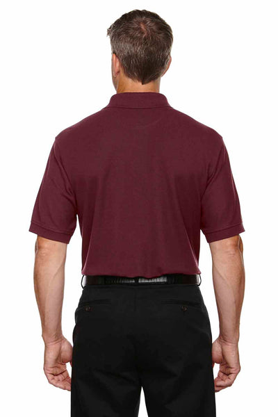 Devon & Jones DG150P Burgundy  Back