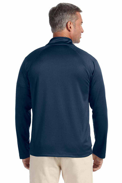 Devon & Jones DG440 Navy Blue  Back