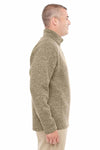 Devon & Jones DG792 Khaki Brown  Side