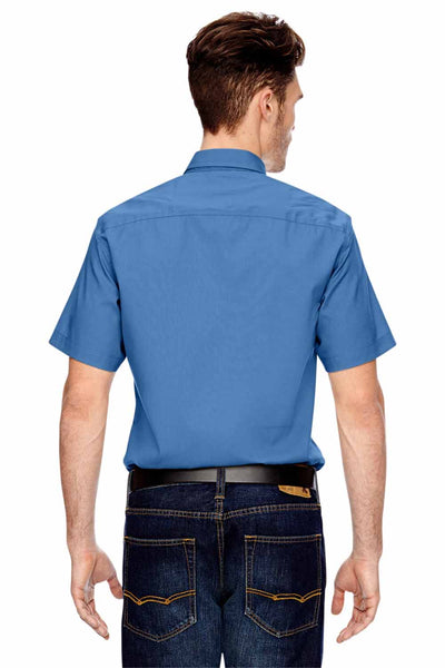 Dickies LS505 Light Blue  Back