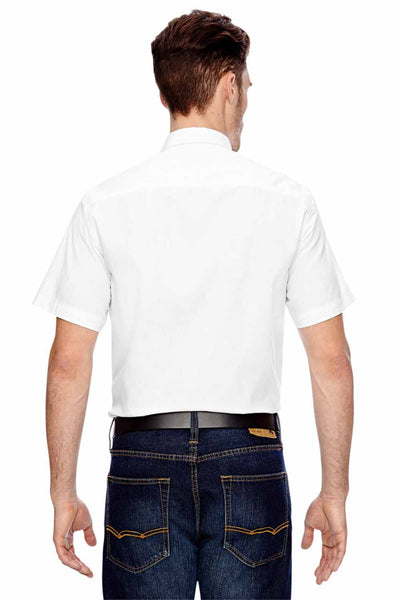Dickies LS505 White  Back