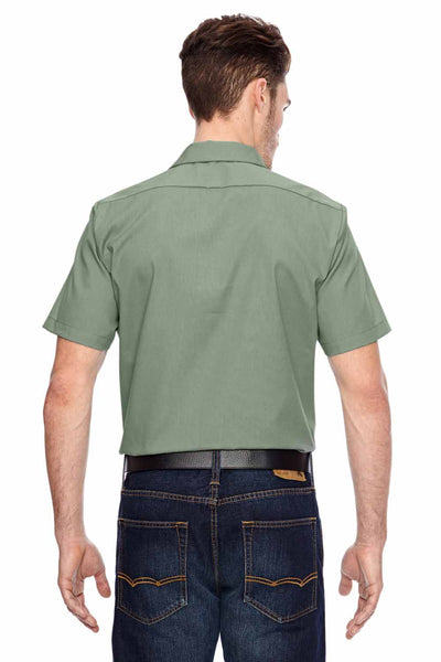 Dickies LS535 Light Spruce Green  Back