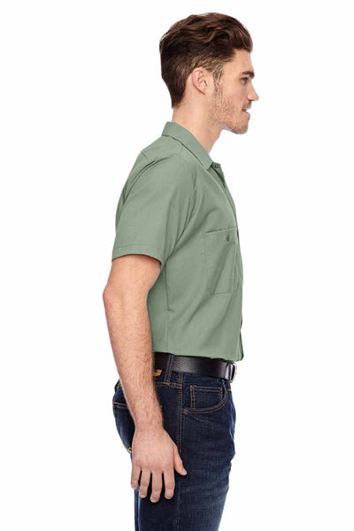 Dickies LS535 Light Spruce Green  Side