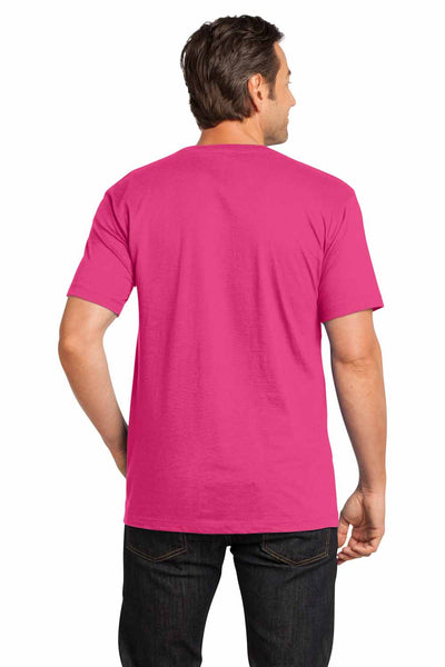 District DT104 Fuchsia Pink  Back