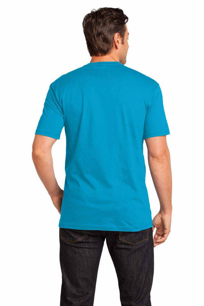 District DT1170 Turquoise Blue  Back