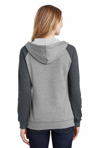 District DT296 Heather Grey/Grey  Back