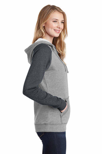 District DT296 Heather Grey/Grey  Side