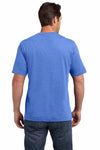 District DM108 Heather Royal Blue  Back