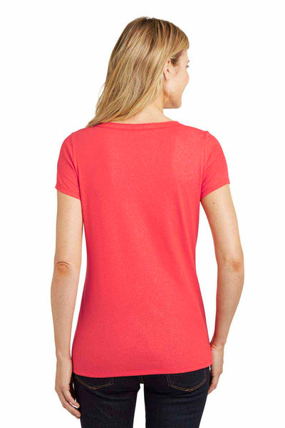 District DM456 Coral Red  Back