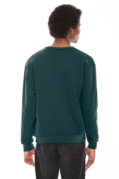 American Apparel F496W Forest Green  Back