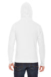 American Apparel F498W White  Back