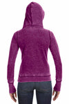J America JA8912 Berry Purple  Back