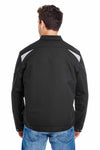 Dickies LJ605 Black Performance Blend Team Jacket Back