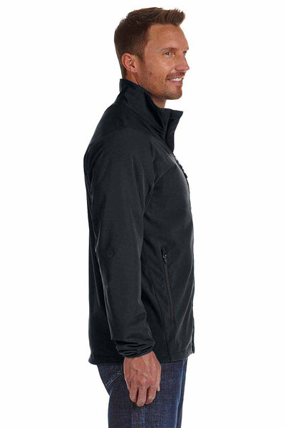 Marmot 98260 Black Tempo Polyester Blend Jacket Side