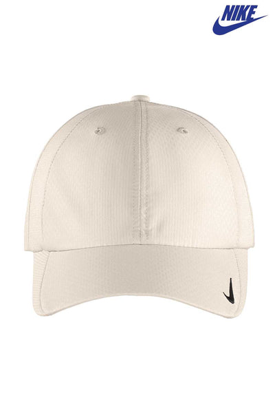 Nike 247077 Birch Brown Sphere Dry Hat Front