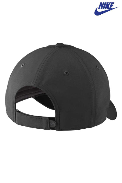 Nike 779797 Black Swoosh Legacy 91 Hat Back