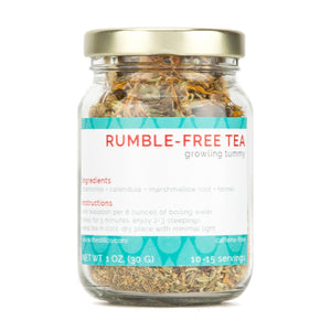 Rumble-Free Tea