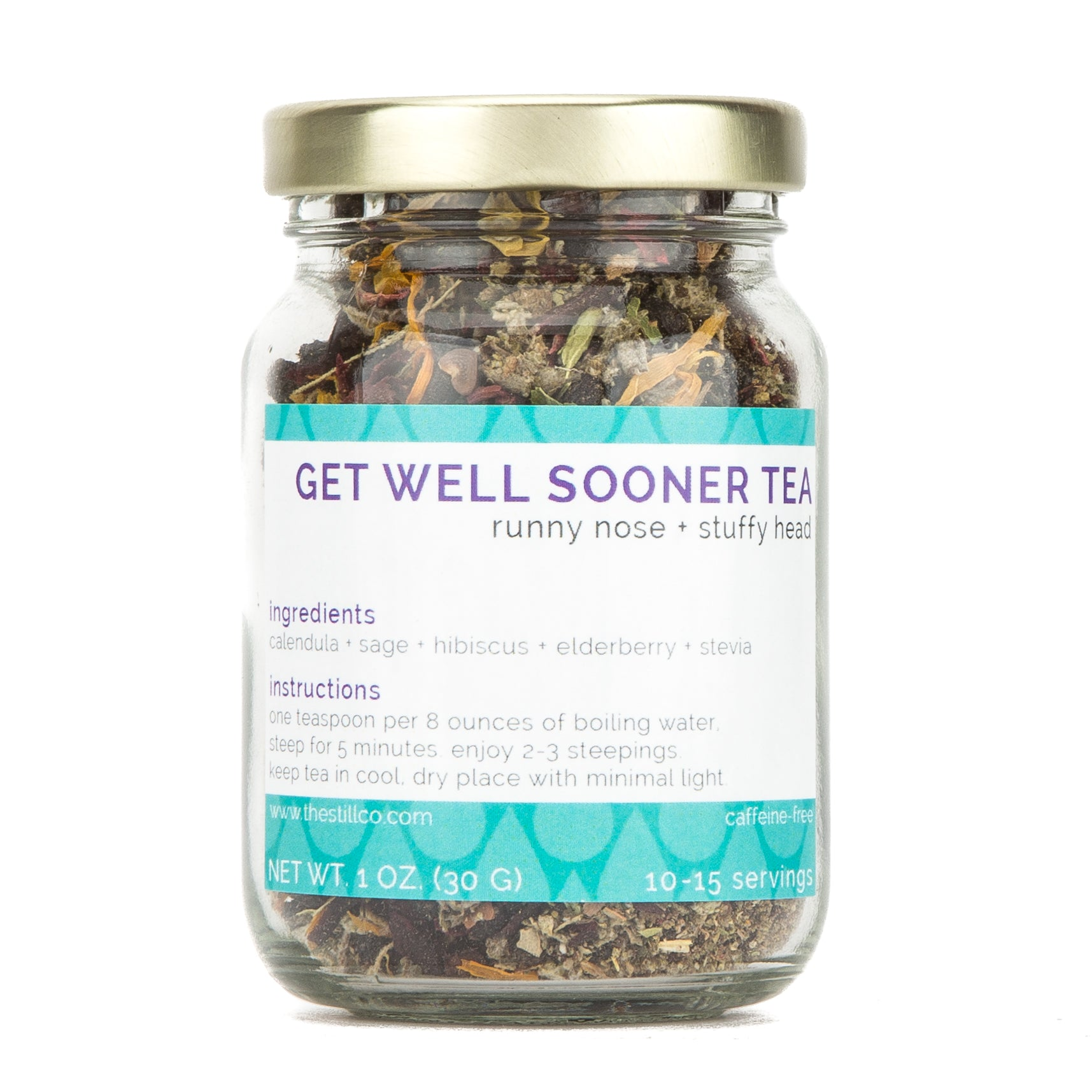 Get Well Sooner Tea