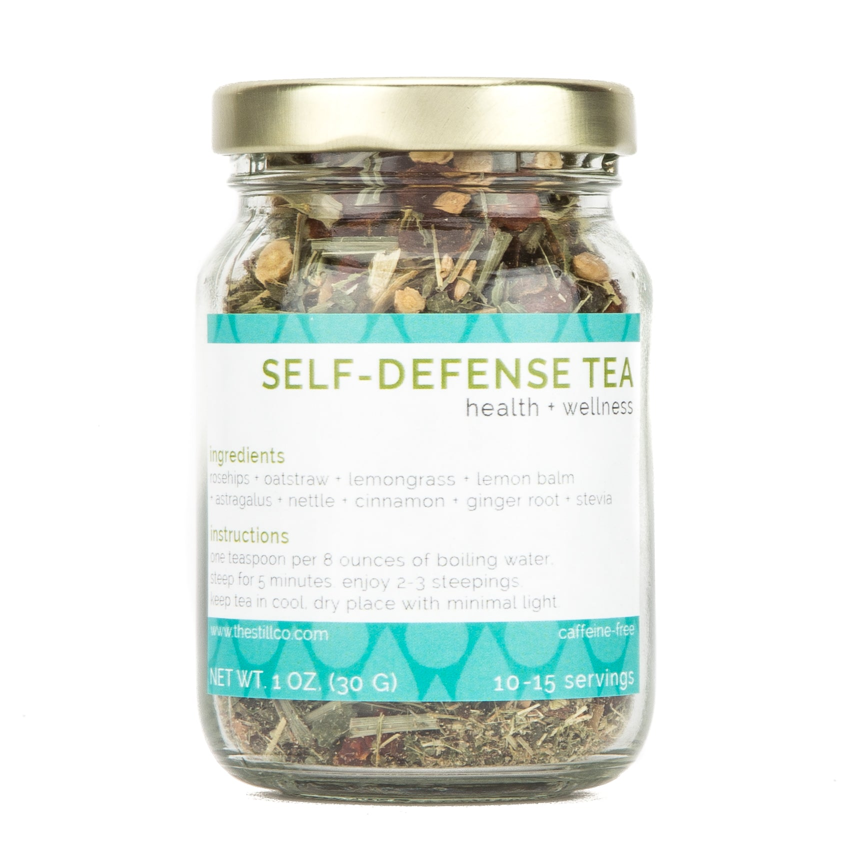 Self-Defense Tea