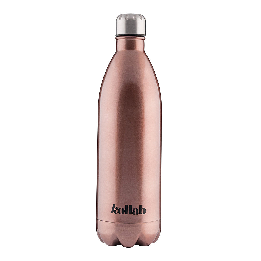 Kollab 1L PowderCoated Bottle