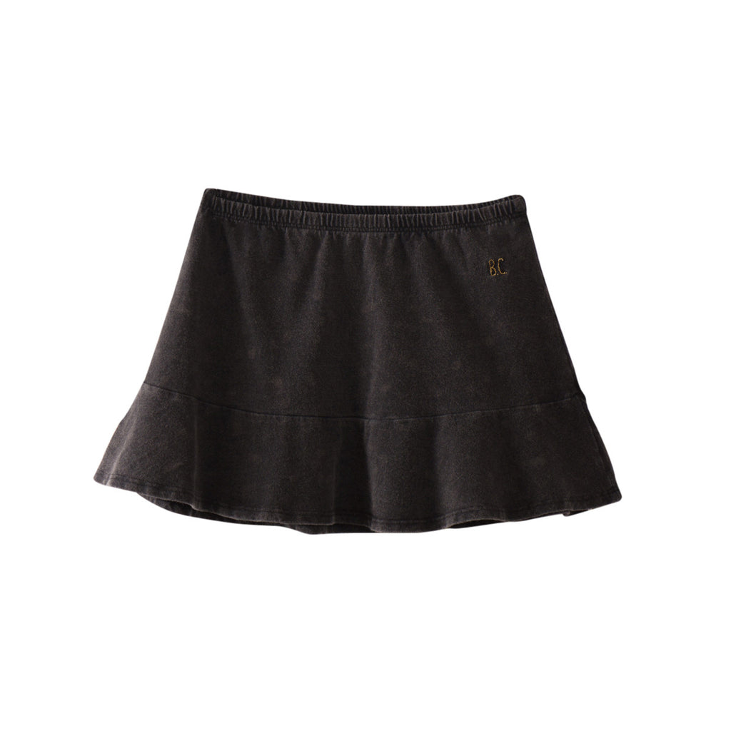 bobo choses black jersey skirt