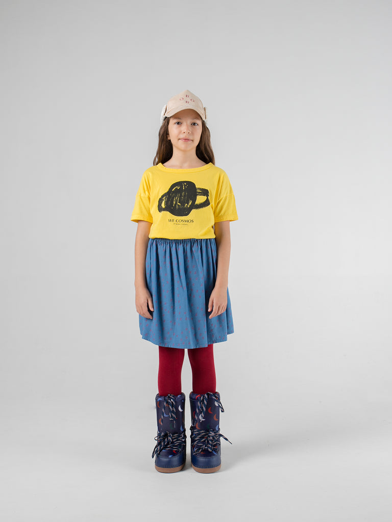 bobo choses all over stars flared skirt