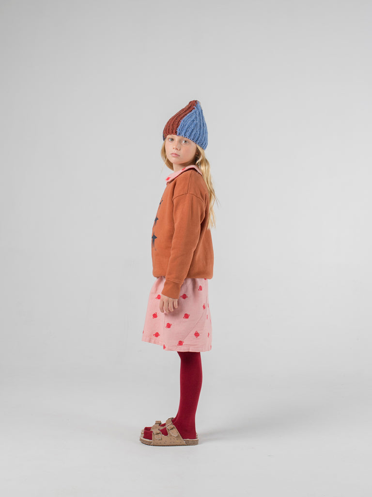 bobo choses colour blocked beanie